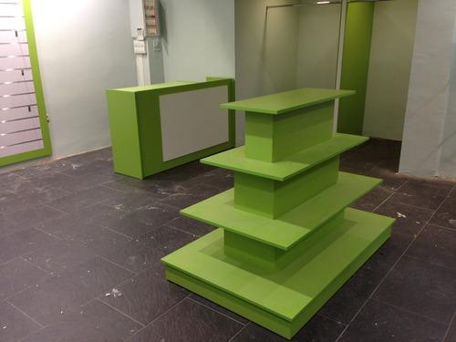 Mobiliario para tiendas